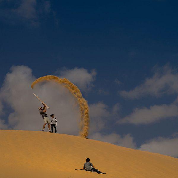 גלמפינג לבר מצווה במדבר