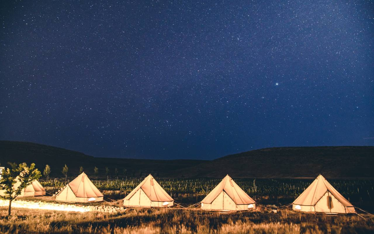 glamping israel POP UP GLAMPING AT NANA VINEYARD MITZPE RAMON